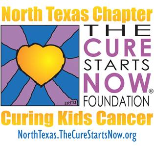 The Cure Starts Now logo