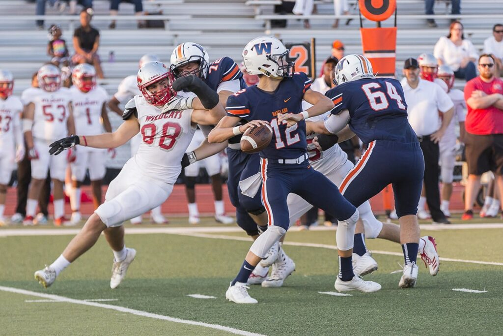 Wakeland High School football 2017