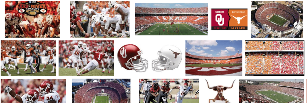 Red River Rivalry