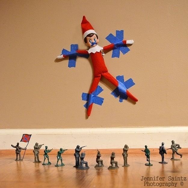 The-Best-Elf-On-The-Shelf-Ideas