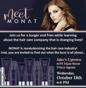Meet Monat @ Jake's Uptown | Frisco | Texas | United States