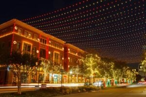 Christmas in the Square Frisco Texas