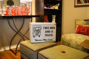 Two Men And A Truck holiday
