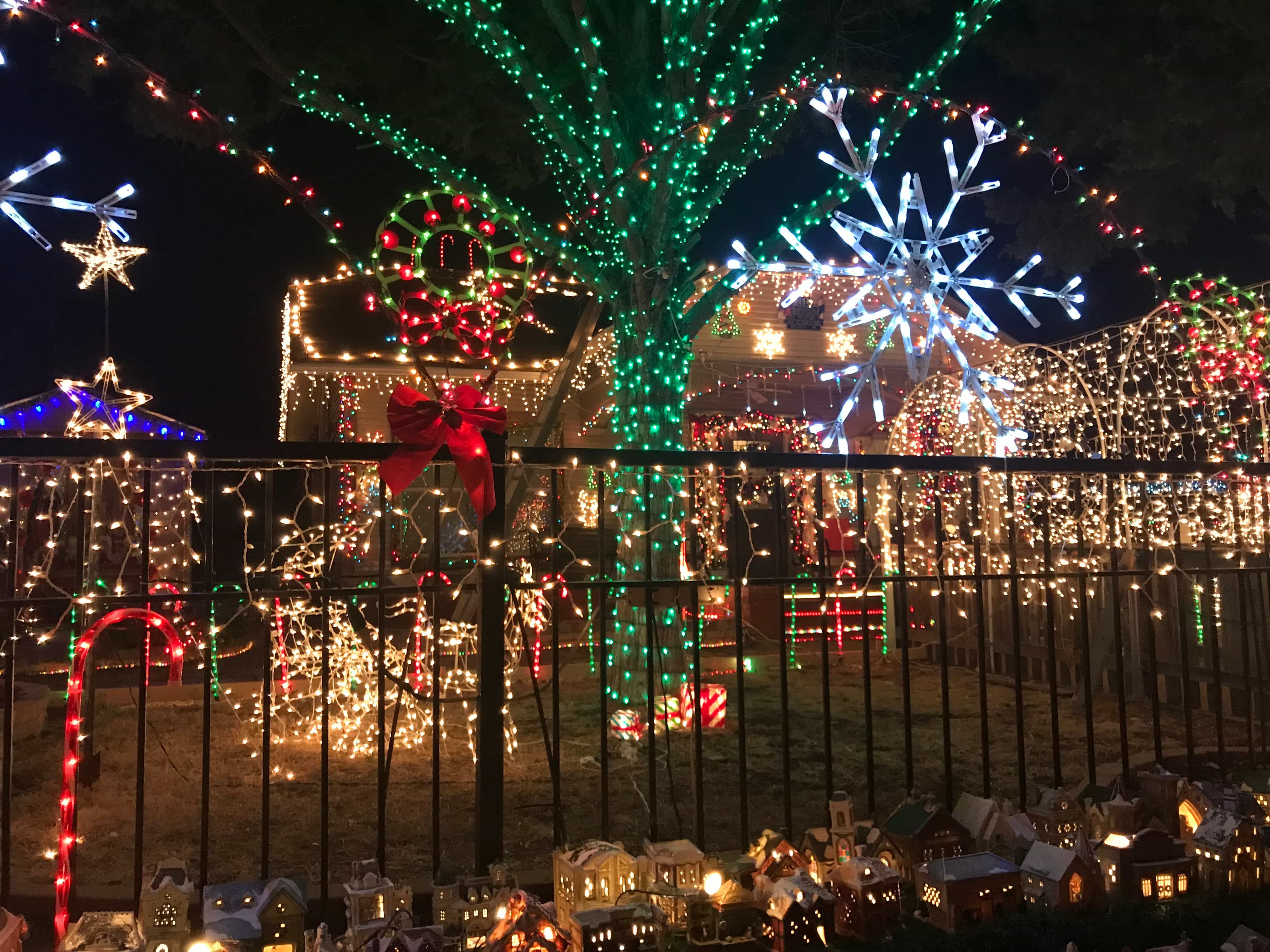 Must See Christmas Light Displays In Frisco