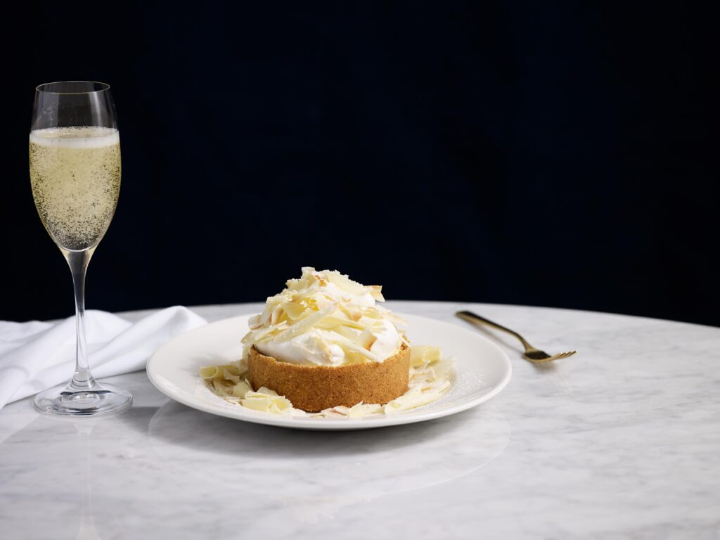 Del Frisco's Coconut Cream Pie