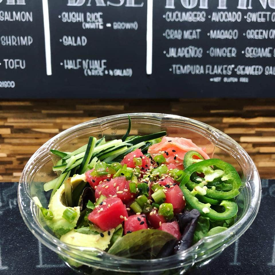Fish Bowl Poke Frisco