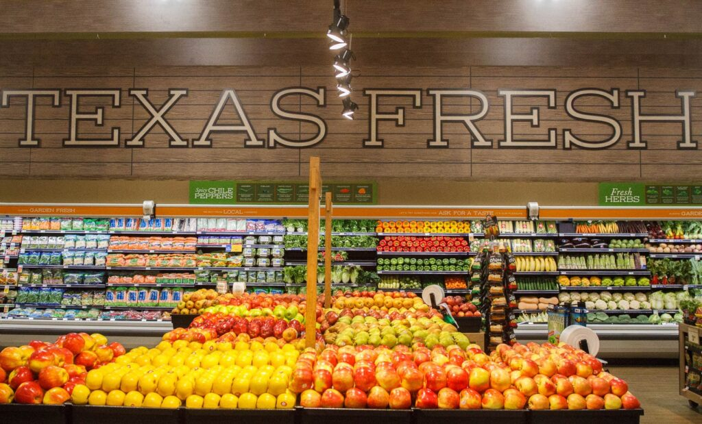 Market Street Frisco Fresh Produce