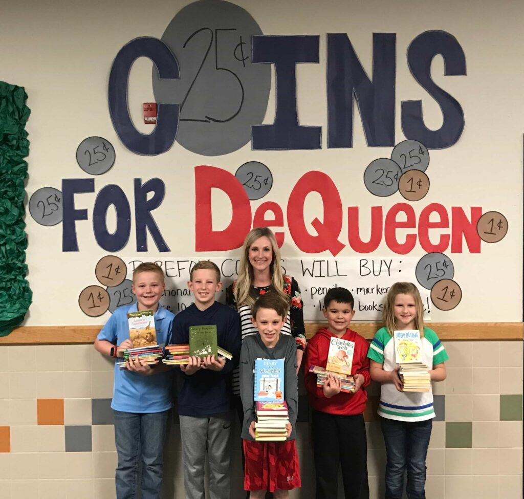 Purefoy Elementary Coin Drive