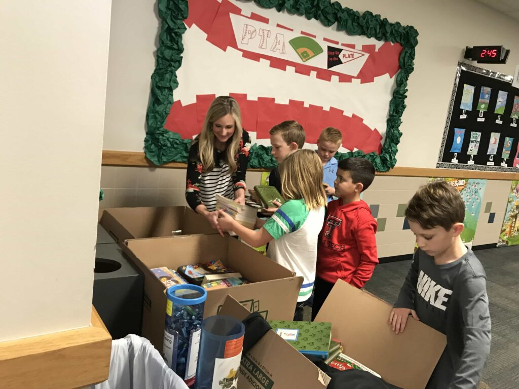Purefoy Elementary Kindness Project