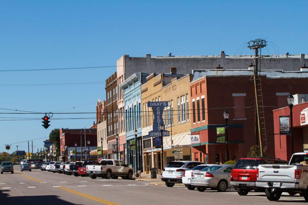 Downtown Denison