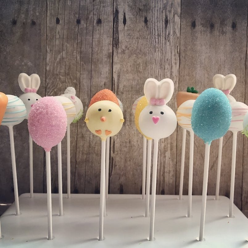 Easter cake pops - Sweets On A Stick
