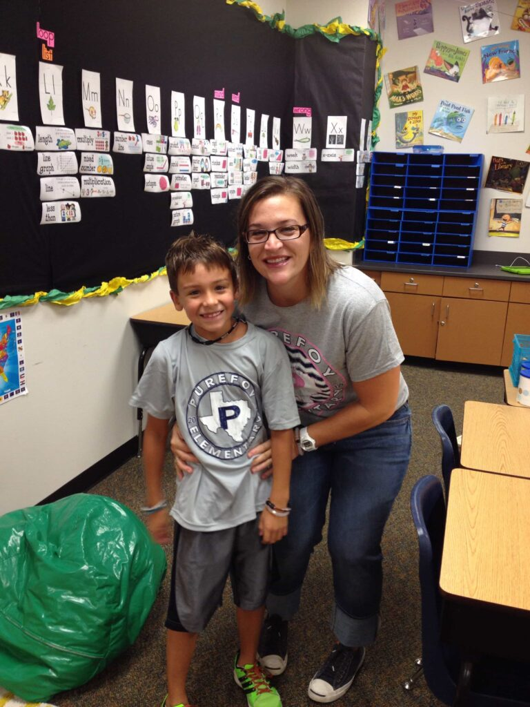 Frisco ISD Teacher Amy Parra