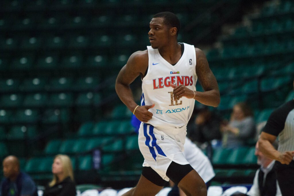 Jalen Jones Texas Legends 3