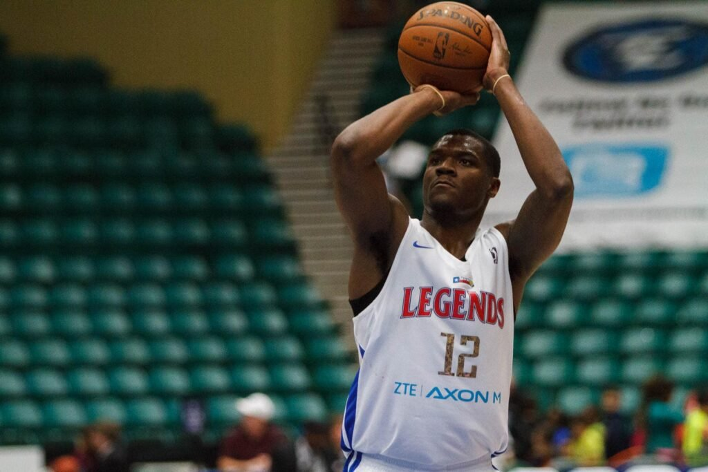 Jalen Jones Texas Legends 5
