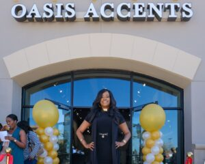 Karen White of Oasis Accents