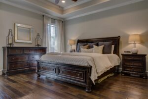 Bedroom Home Staging