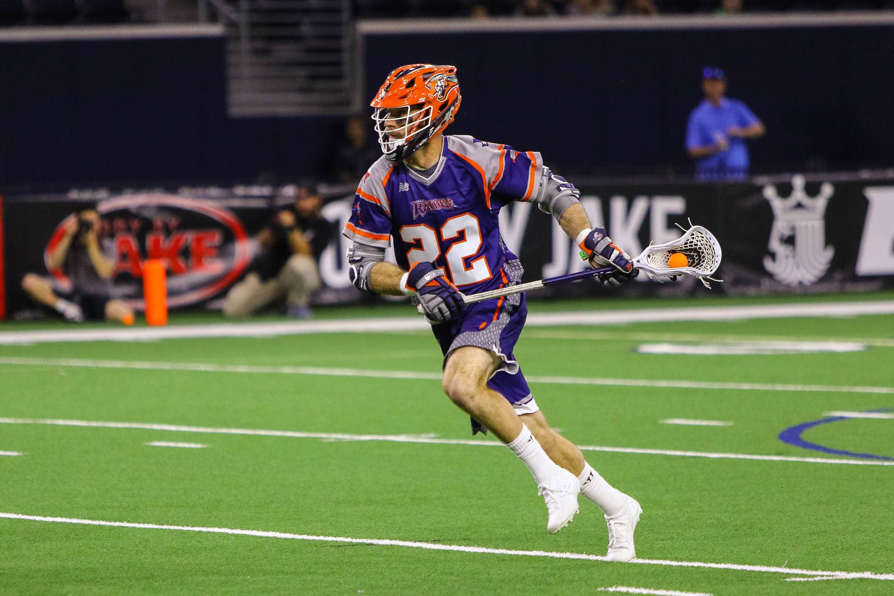 Dallas Rattlers 1