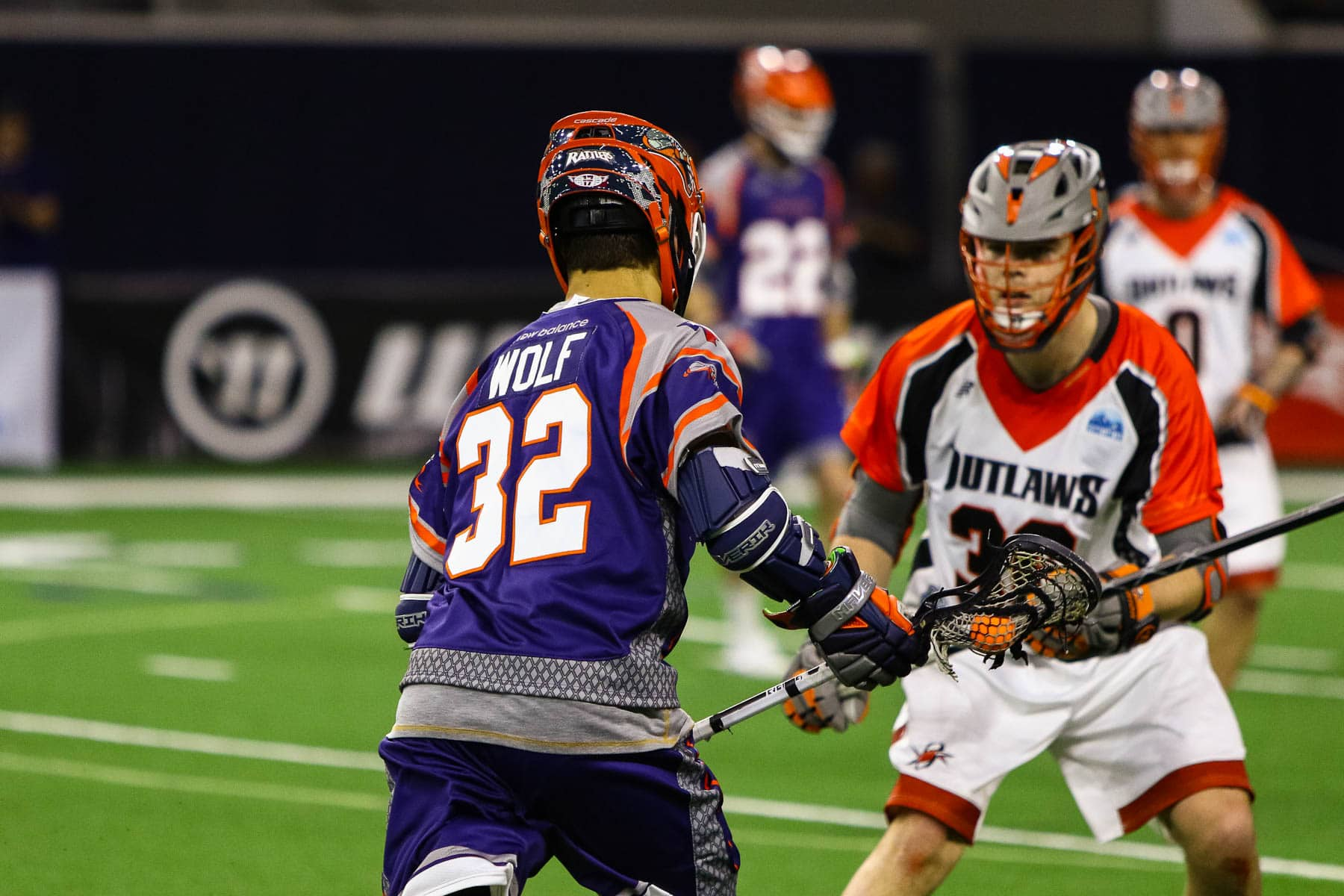 Dallas Rattlers 8