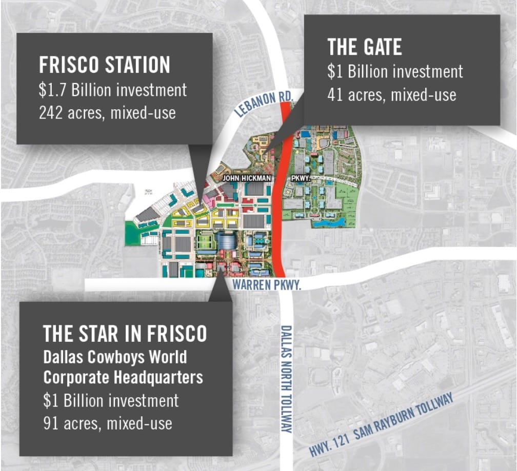 Frisco North Platinum Corridor