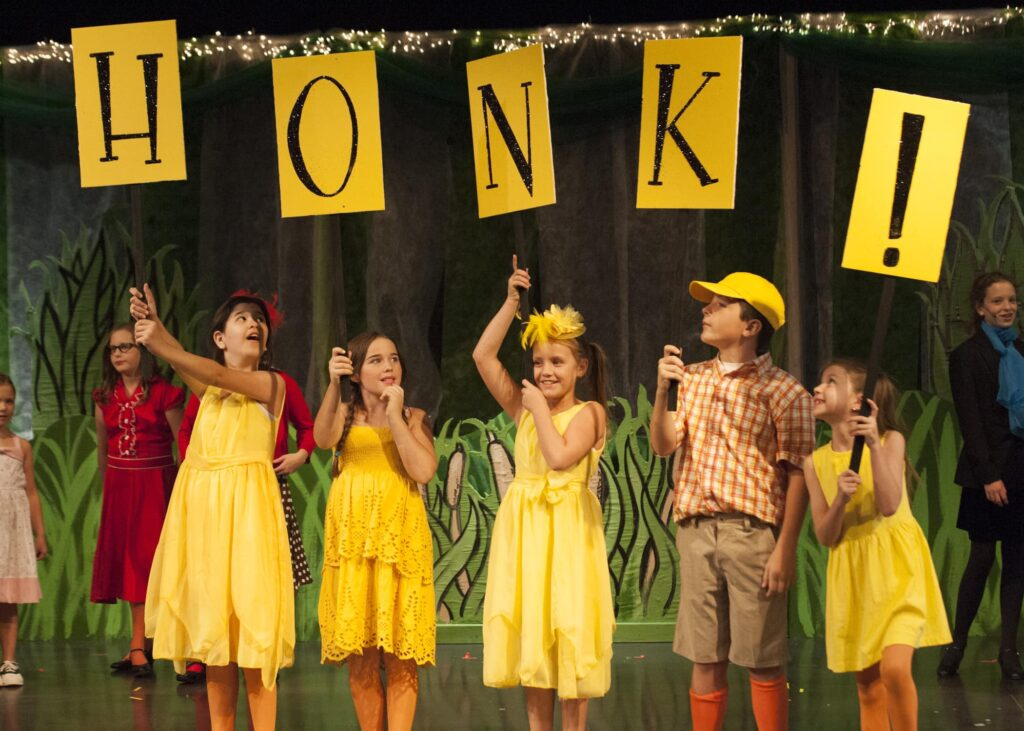 Frisco Youth Theatre HONK