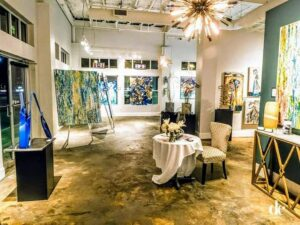 Frisco Fine Art gallery