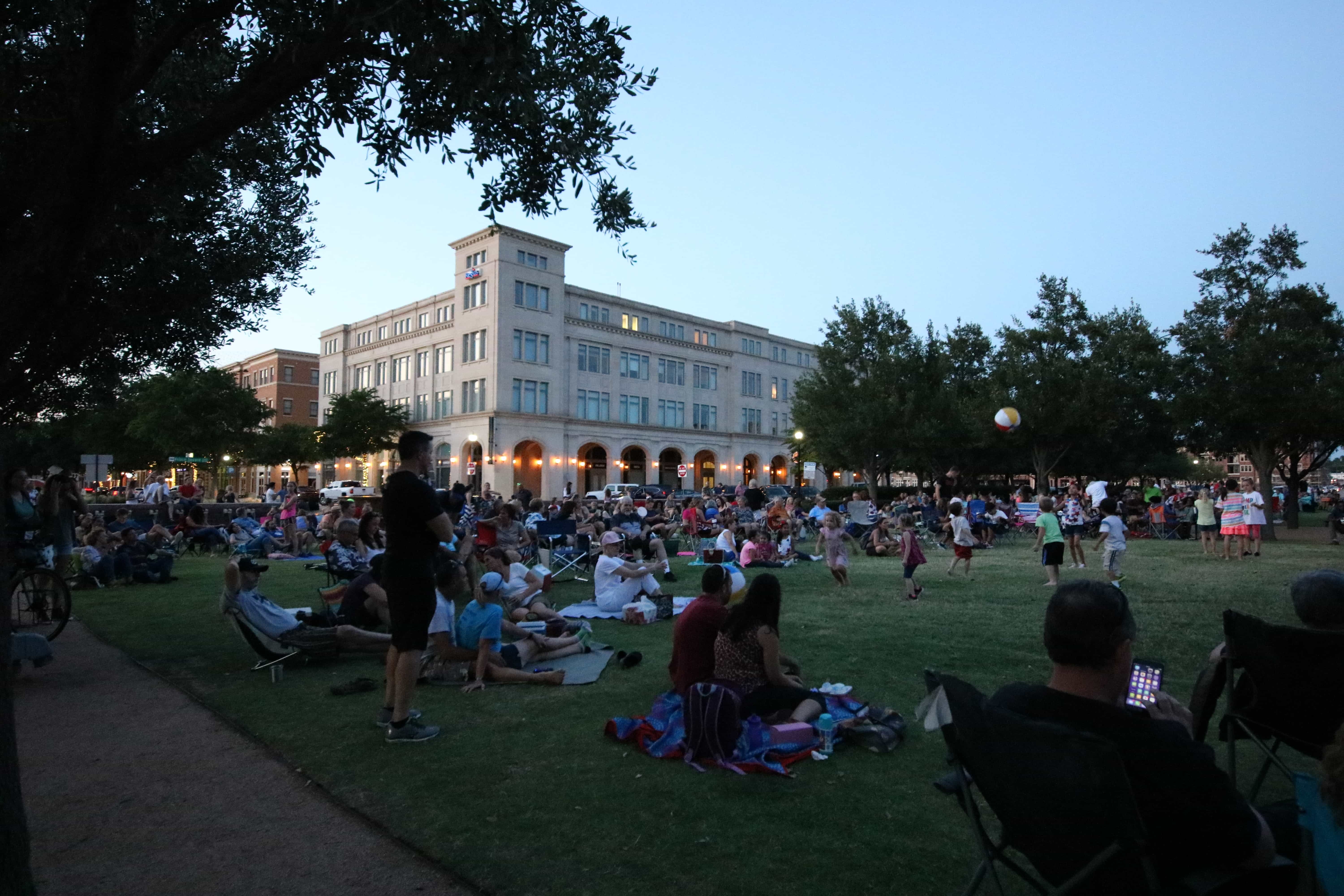 Music in the Square 2018