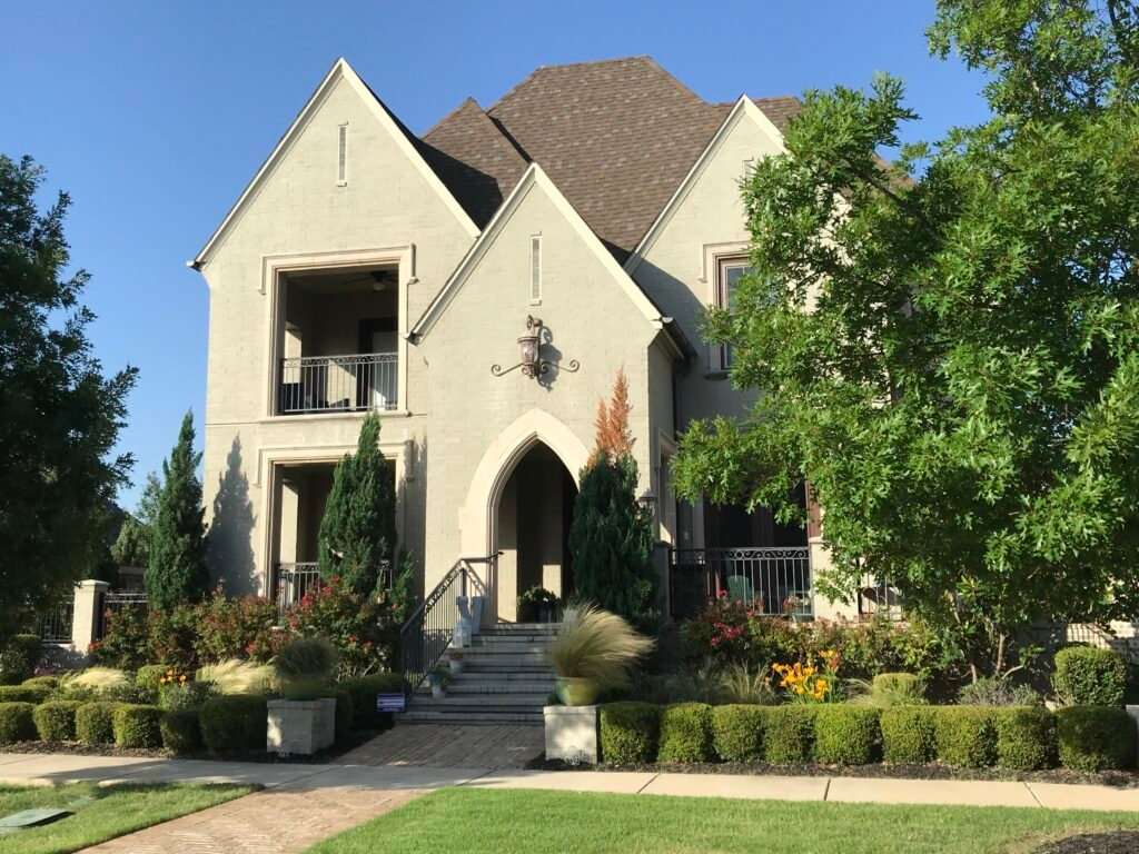 Newman Village Frisco home