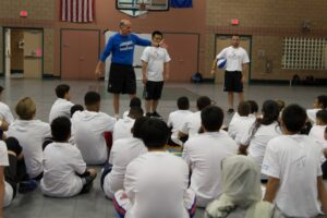 Texas Legends Camps 4