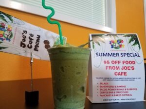 Jungle Joes smoothie