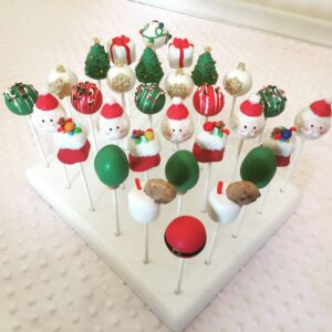 Sweets on a Stick Christmas