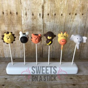 Sweets on a Stick animals