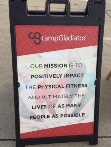 Camp Gladiator Frisco 8