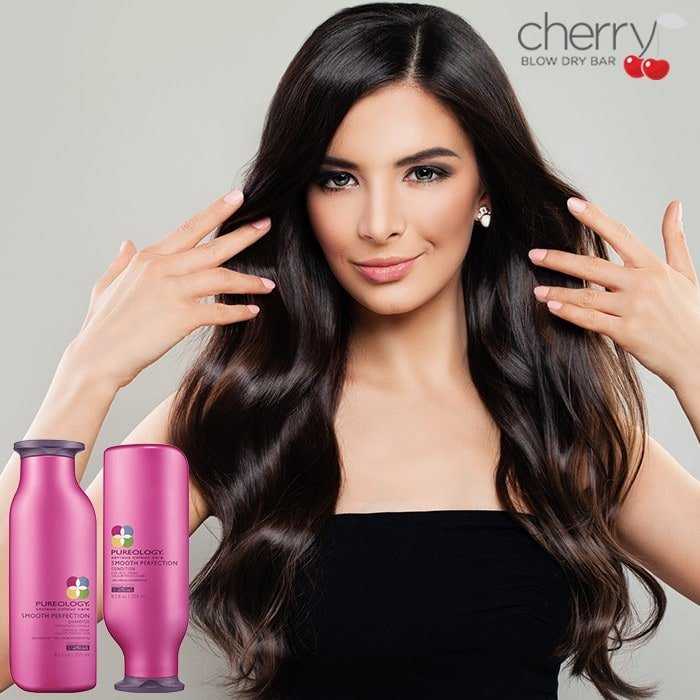 Glam Hair Styling Services With A Cherry On Top