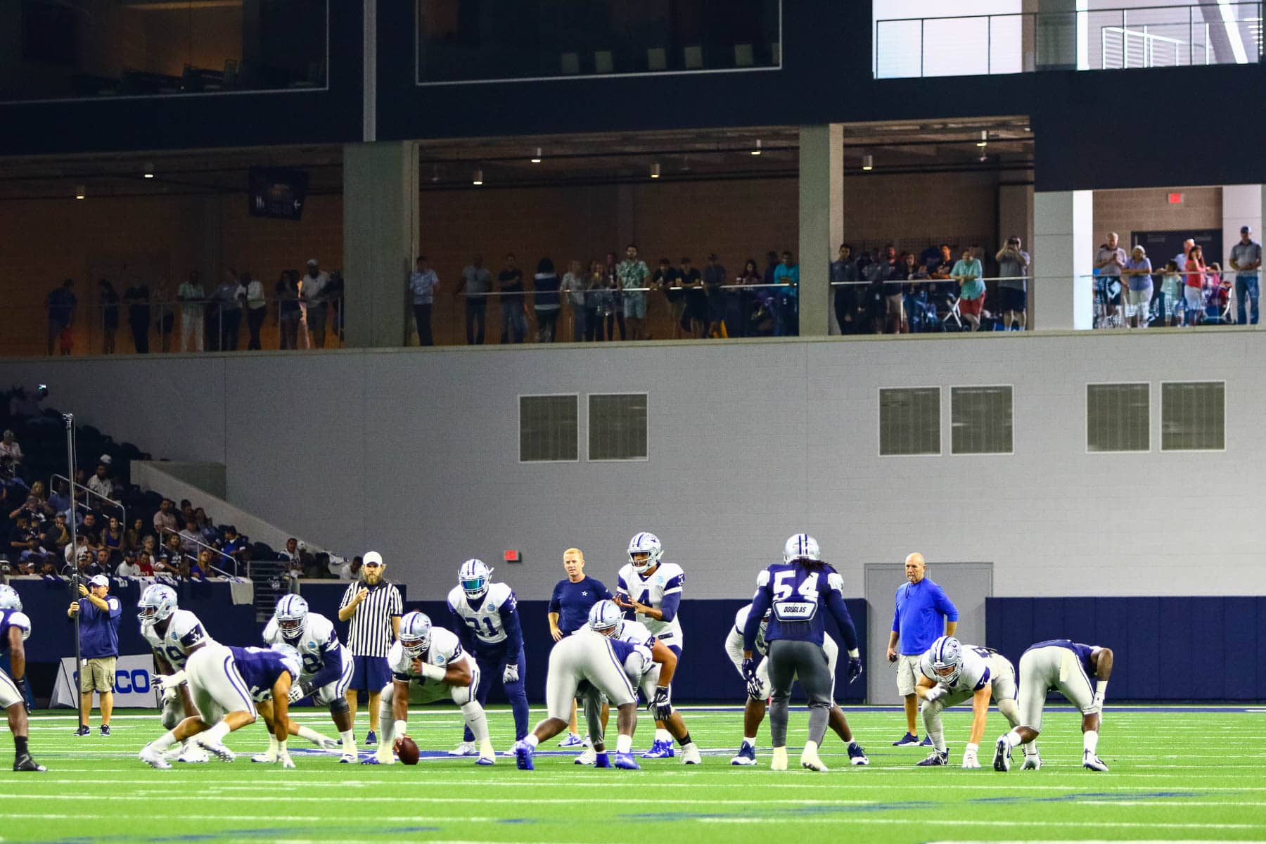 2018 Dallas Cowboys training camp 5