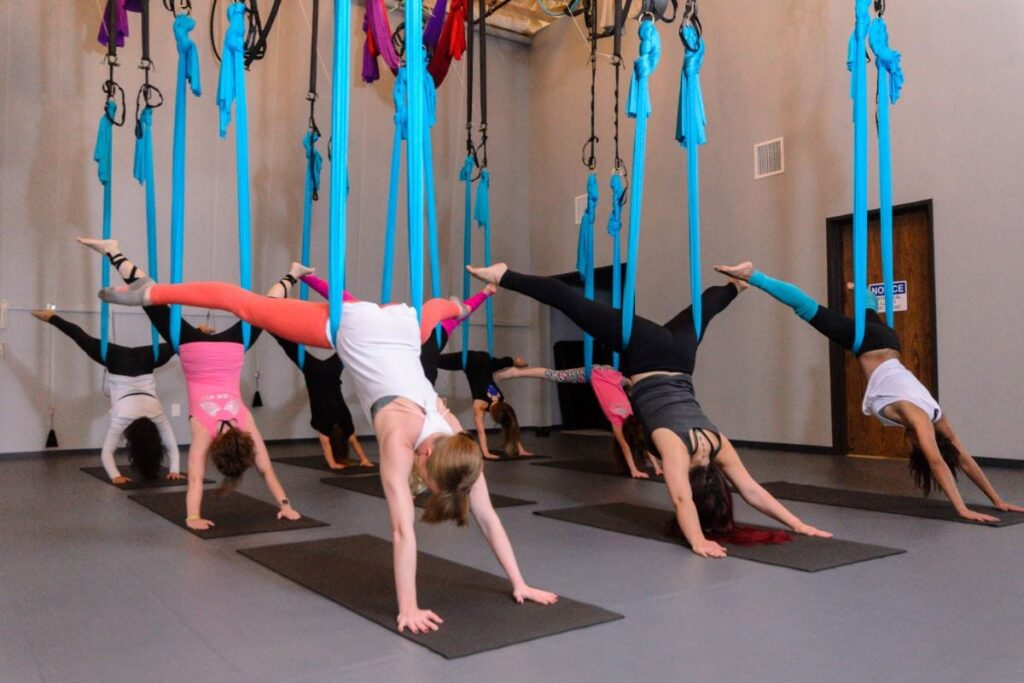Altitude Aerial Arts and Pole Fitness