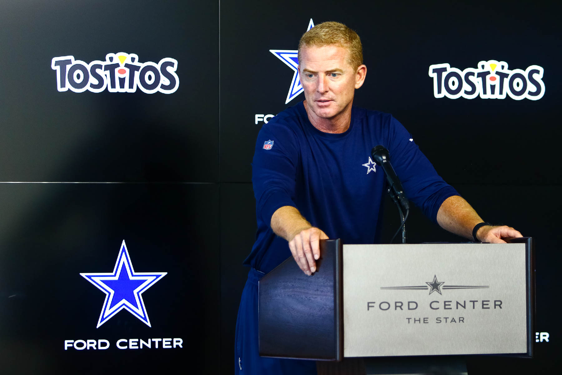 Coach Garrett The Star
