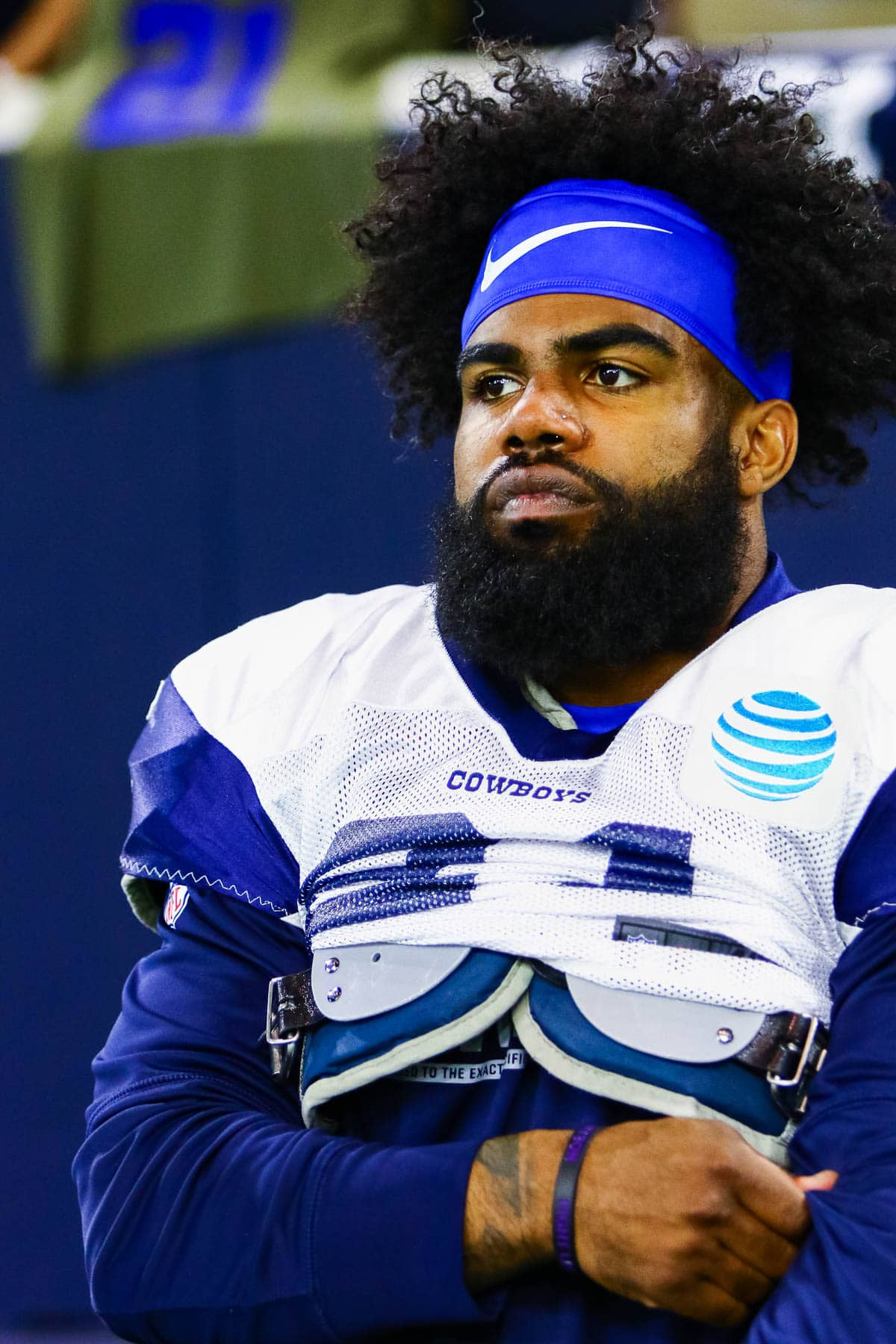 Ezekiel Elliot The Star