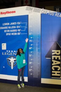Texas Legends Raytheon