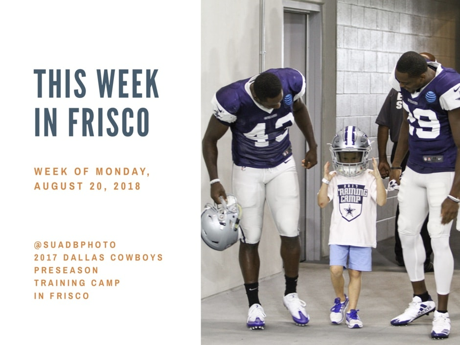 This Week in Frisco August 20 2018