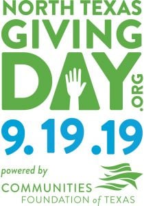 North TX Giving Day 2019 logo