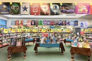Frisco ISD PTA book fair