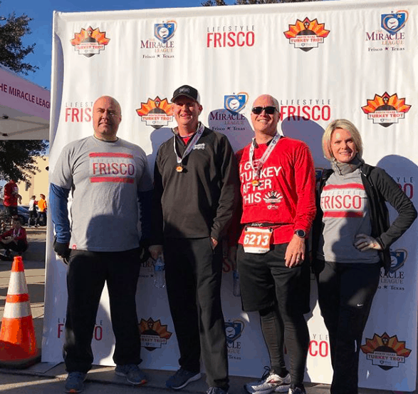 North Texas Turkey Trot 2018 Lfiestyle Frisco