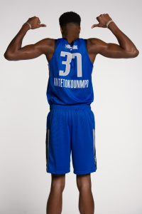 Antetokounpo Texas Legends
