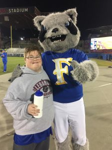Ben Angel Frisco High School mascot