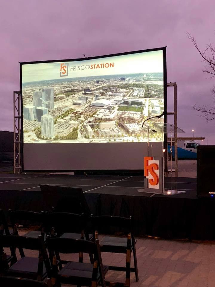 Frisco Station Hub event