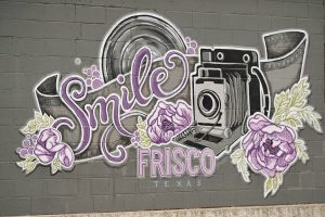 Innovative Images mural Downtown Frisco