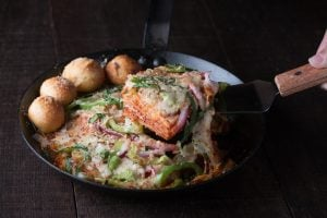 Rotolos Craft and Crust Frisco Veggie Lasagna