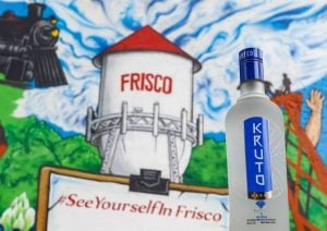 Kruto Vodka Frisco 3