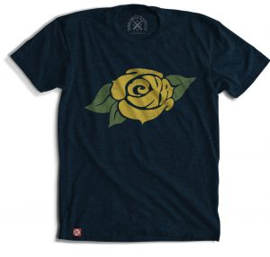 Tumbleweed TexStyles Yellow Rose