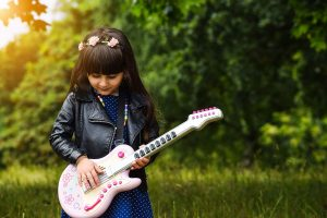 child music guitar 2